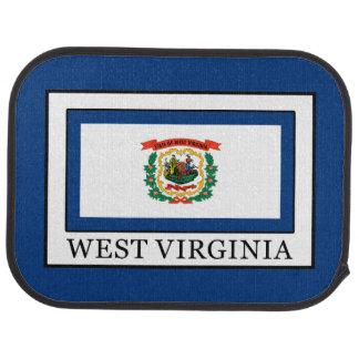 West Virginia Car Mat
