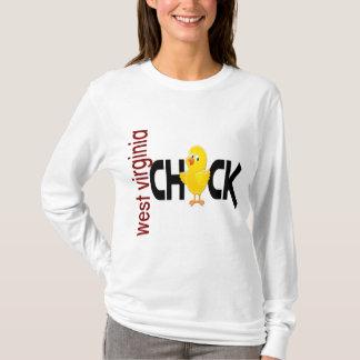 West Virginia Chick 1 T-Shirt