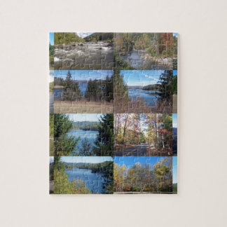 West Virginia Collage Jigsaw Puzzles