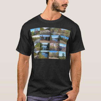 West Virginia Collage T-Shirt