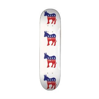West Virginia Democrat Donkey Skate Decks