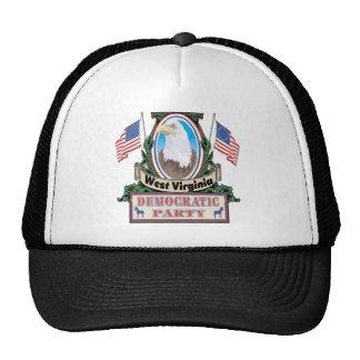 West Virginia Democrat Party Hat