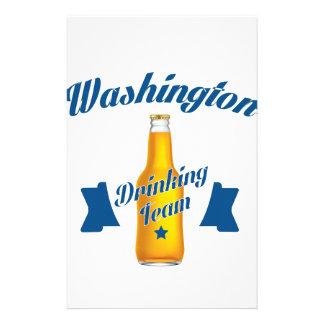 West Virginia Drinking team Stationery