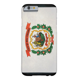 West Virginia Flag Barely There iPhone 6 Case