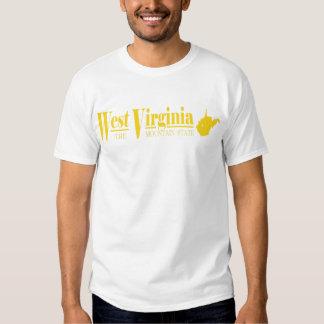 West Virginia Gold T-Shirt