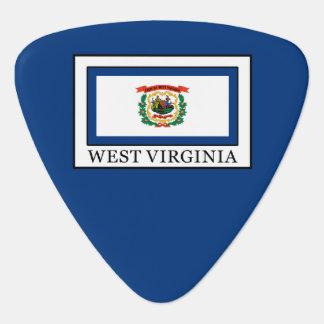 West Virginia Guitar Pick