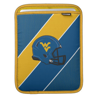 West Virginia Helmet Sleeve For iPads