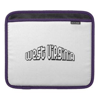 West Virginia iPad Sleeve