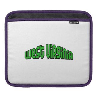 West Virginia Sleeves For iPads
