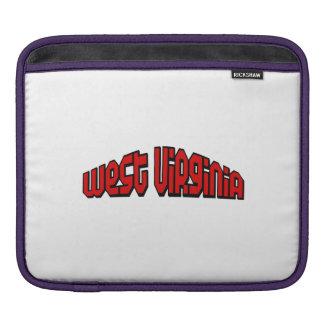 West Virginia Sleeve For iPads