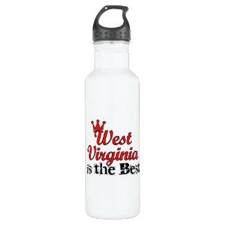 West Virginia is Best 24oz Water Bottle