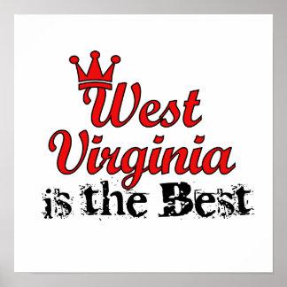 West Virginia is Best Poster