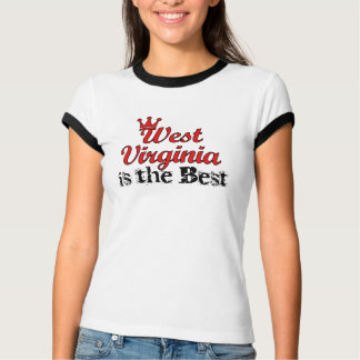 West Virginia is Best T-Shirt