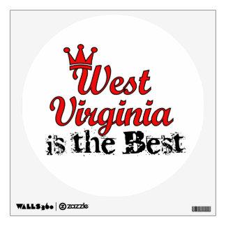 West Virginia is Best Room Graphics