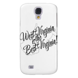 West Virginia is the Best Virginia Galaxy S4 Cover