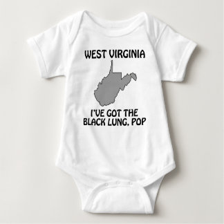 West Virginia - I've Got the Black Lung, Pop T Shirts