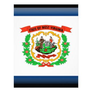 West Virginia Custom Letterhead