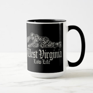 WEST VIRGINIA low life Mug