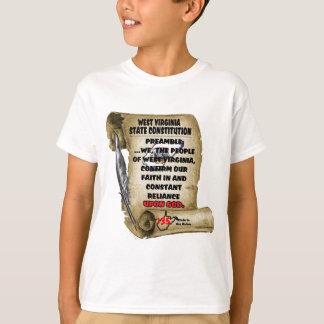 WEST VIRGINIA LT.png T-Shirt