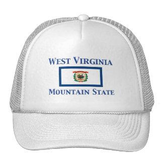 West Virginia - Mountain State Trucker Hat