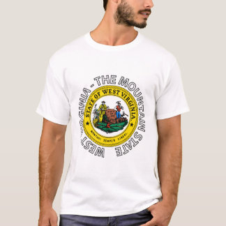 West Virginia Mountain State Shirt