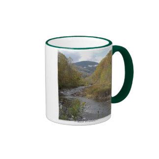 West Virginia mountains creek Mug