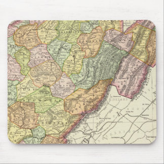 West Virginia Mouse Pad