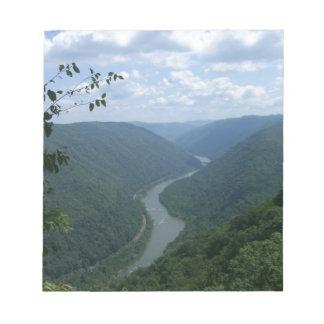 West Virginia Notepad