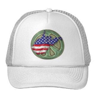 West Virginia Peace State - Hat_2 Trucker Hat