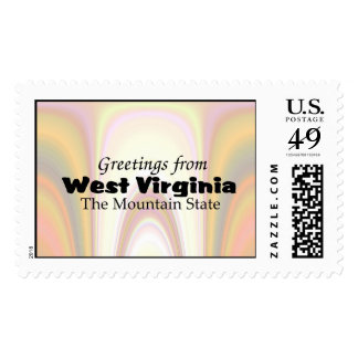 West Virginia Postage