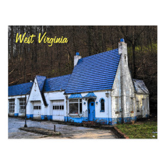 West Virginia Postcard