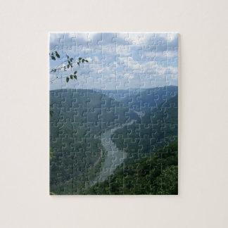 West Virginia Puzzle