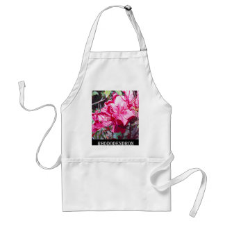West Virginia Rhododendron Maximum Adult Apron
