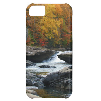 West Virginia River in the fall iPhone 5C Cover