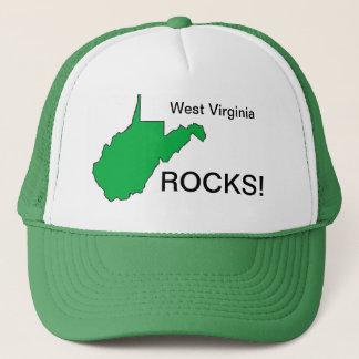 West Virginia ROCKS! Cap