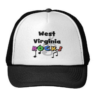 West Virginia Rocks Trucker Hat