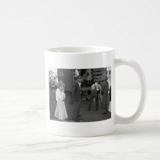 West Virginia School Truck: 1935 Classic White Coffee Mug