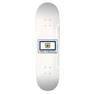 West Virginia Skateboard