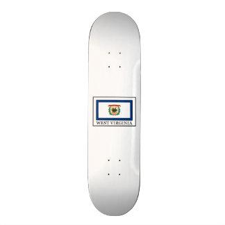 West Virginia Skateboard Deck