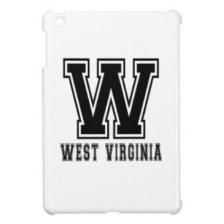 West Virginia State Designs iPad Mini Cases