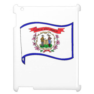 West Virginia State Flag Cover For The iPad 2 3 4