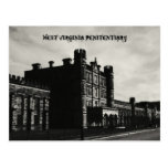 West Virginia State Penitentiary Postcards