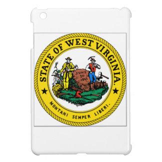 West Virginia State Seal iPad Mini Cover