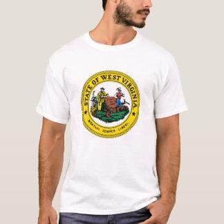 West Virginia State Seal Shirt