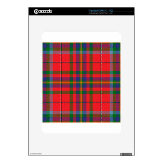 West_Virginia_state_tartan Decal For The iPad