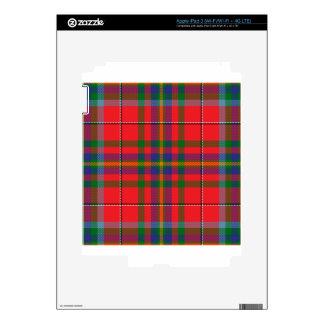 West_Virginia_state_tartan Skins For iPad 3