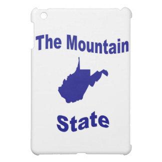 West Virginia: The Mountain State iPad Mini Cases