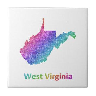 West Virginia Tile