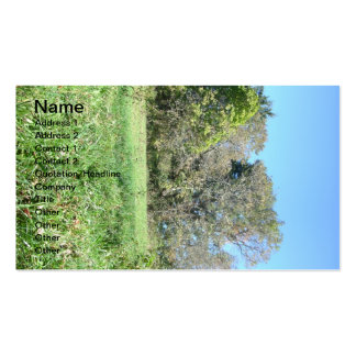 West Virginia Tree Business Card