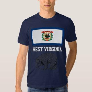West Virginia: Uh....Just West of Virginia. Shirt